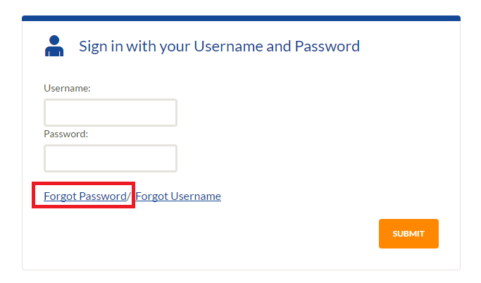 GEICO Medical Provider Portal Forgot Password