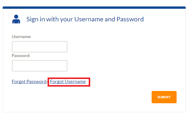 GEICO Medical Provider Portal Forgot Username