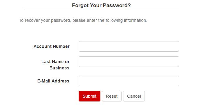 Holy Cross Forgot Password