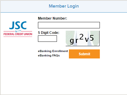 JSC Federal Credit Union Account Sign In