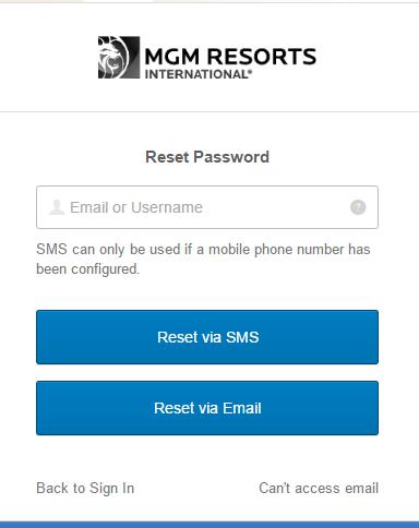 M Life Insider Forgot Password 2