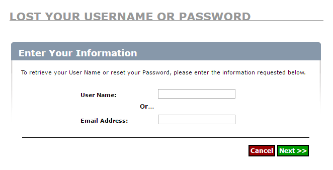Missouri Gas Energy Forgot Password 2