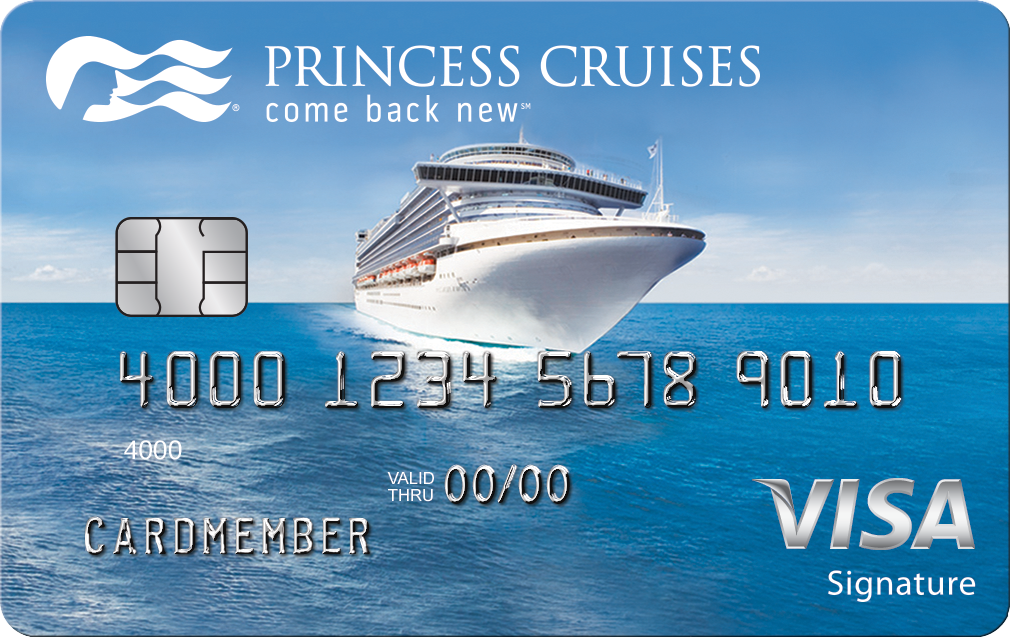 Princess Cruises Credit Card Logo