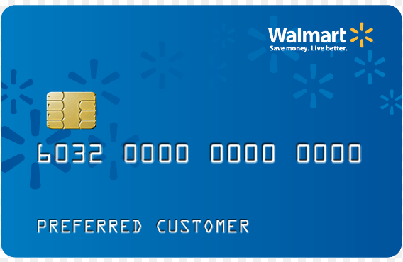 Walmart Credit Card Logo