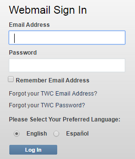 Time Warner Cable Email Sign In