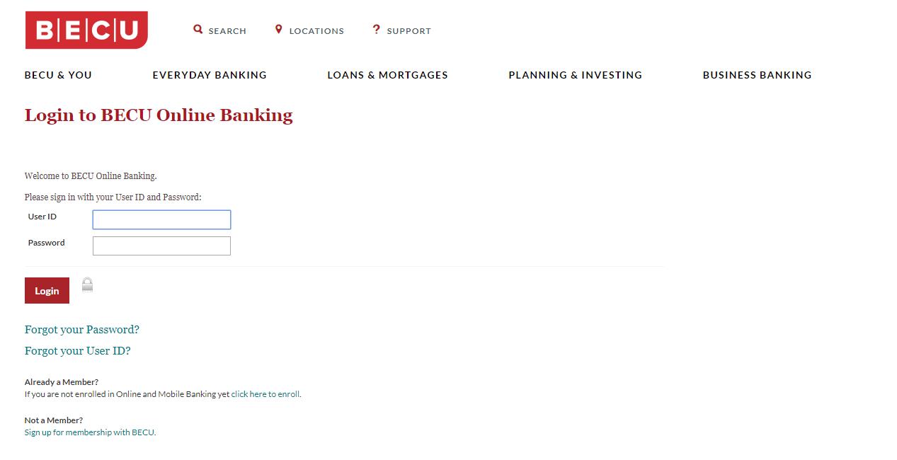 BECU credit card application | BECU credit card login