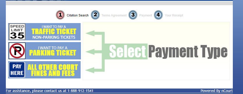 paycourtonline pay tickets online New York